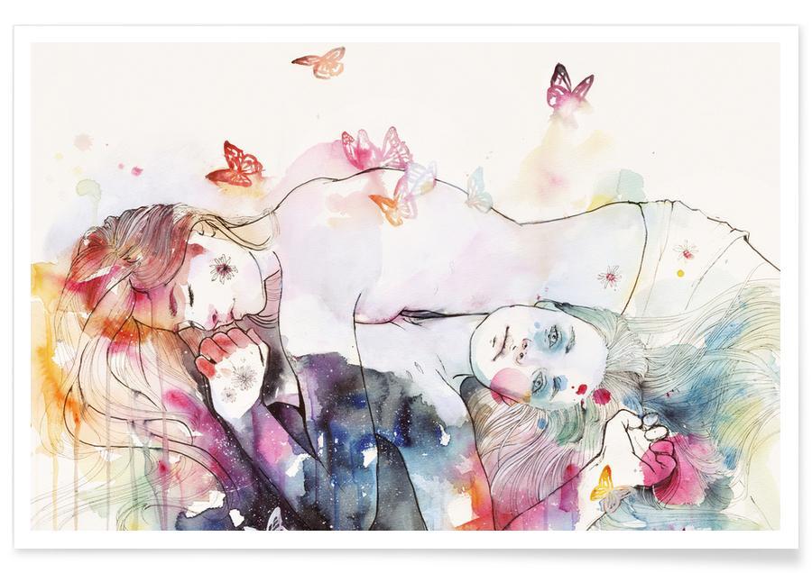 Dreamy Insomnia -Poster