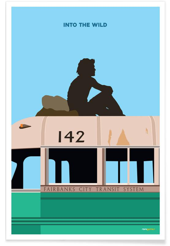 Films, Tv-series, Into the Wild poster