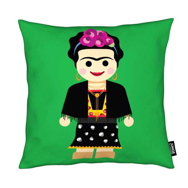Art pour enfants, Frida Kahlo, Frida Toy coussin