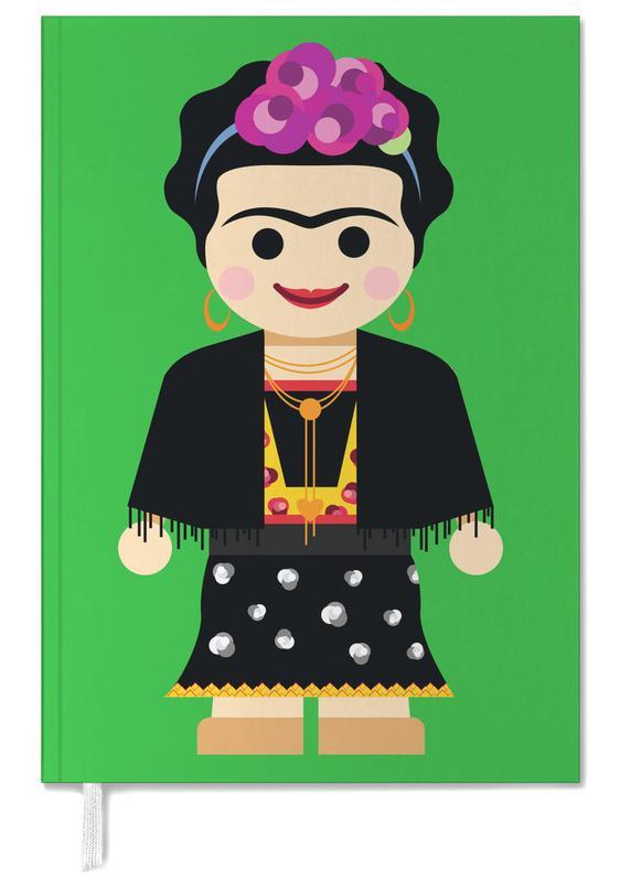 Kunst voor kinderen, Frida Kahlo, Frida Toy agenda