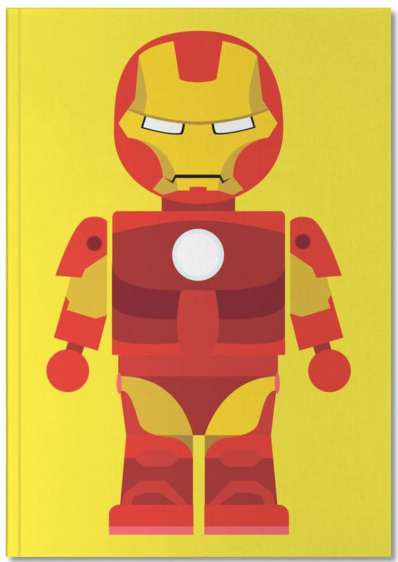 Iron Man, Kinderzimmer & Kunst für Kinder, Iron Man Toy Notebook
