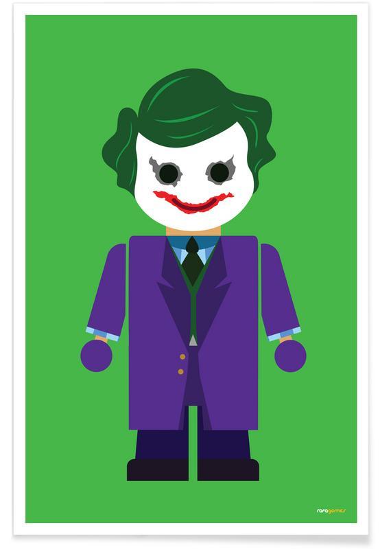 Joker, Joker Toy -Poster
