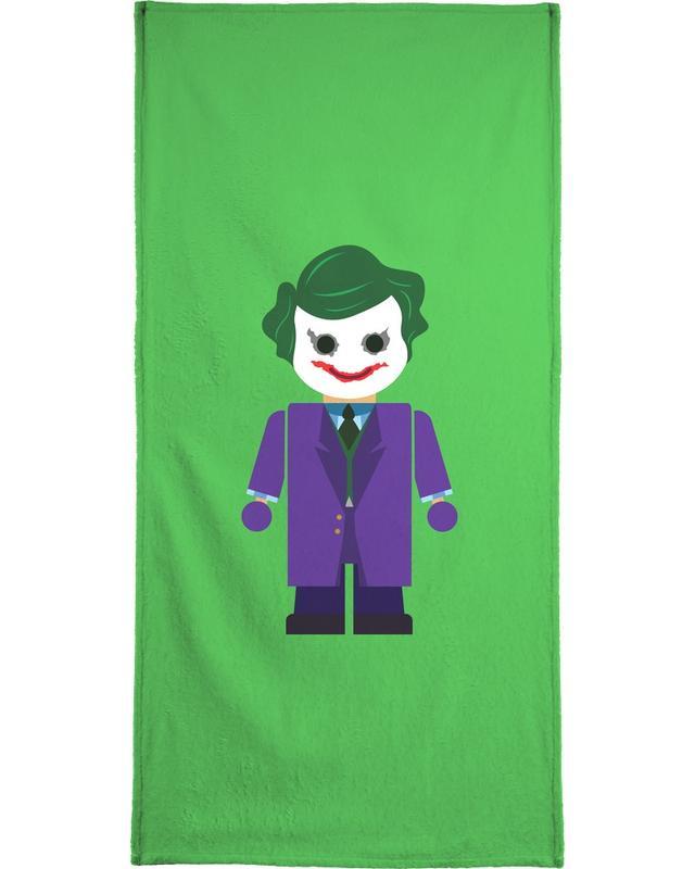 Joker Toy serviette de plage