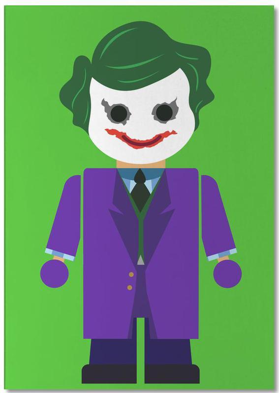 Joker, Joker Toy -Notizblock
