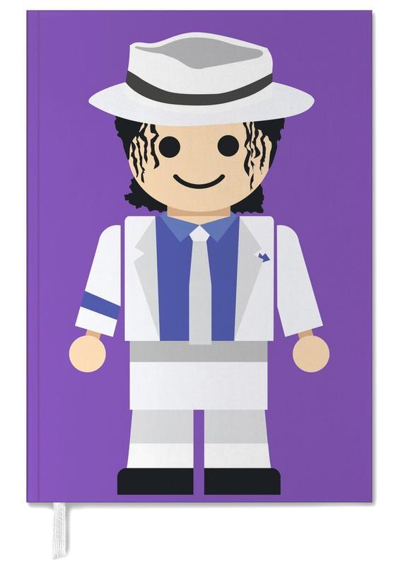 Michael Jackson 1 Toy -Terminplaner
