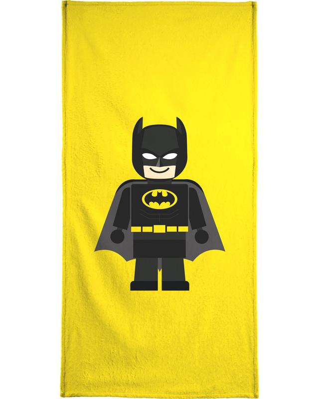 Batman Toy Beach Towel