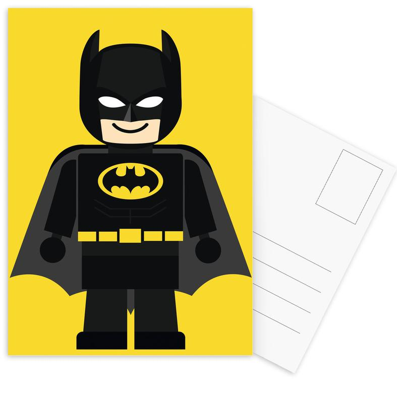 Batman Toy cartes postales