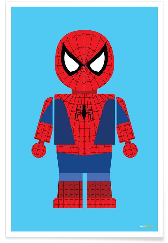 Spiderman Toy affiche