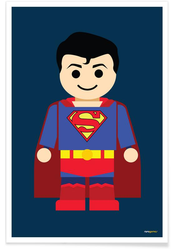 Superman Toy affiche