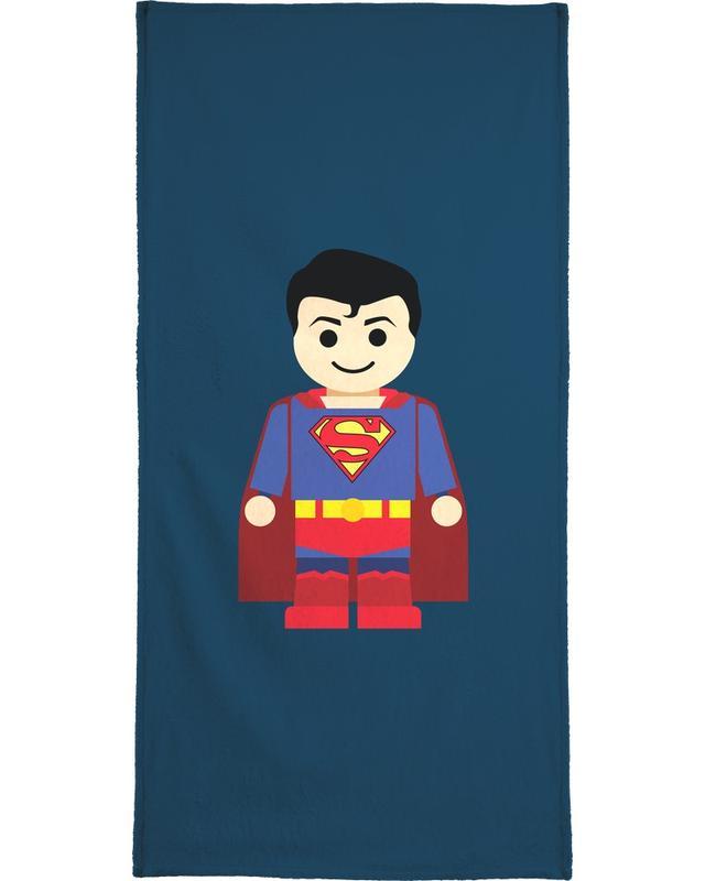 Superman Toy -Handtuch
