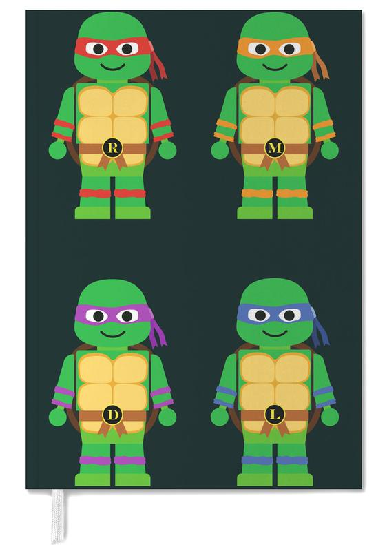 Teenage Mutant Ninja Turtles Personal Planner