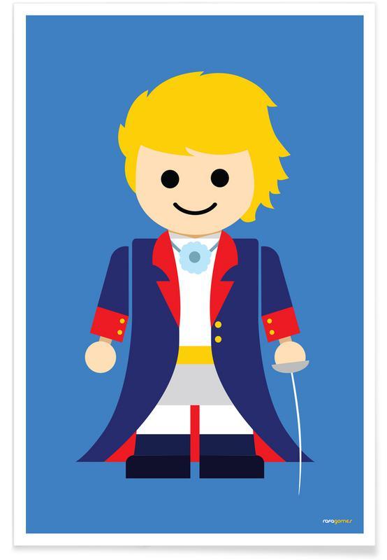 Kunst voor kinderen, The Little Prince poster