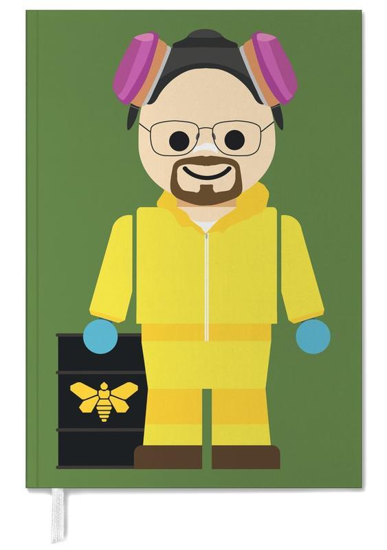 Walter White Heisenberg Toy agenda