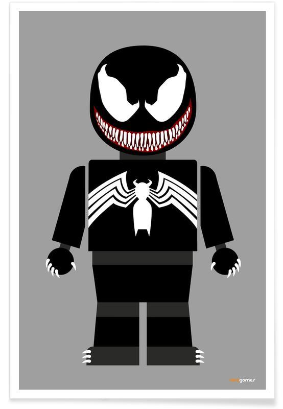 Venom Toy poster
