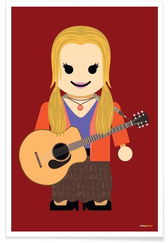 Phoebe Buffay Toy poster