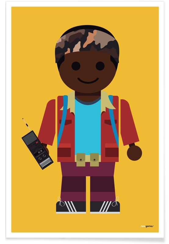 Lucas Toy Poster