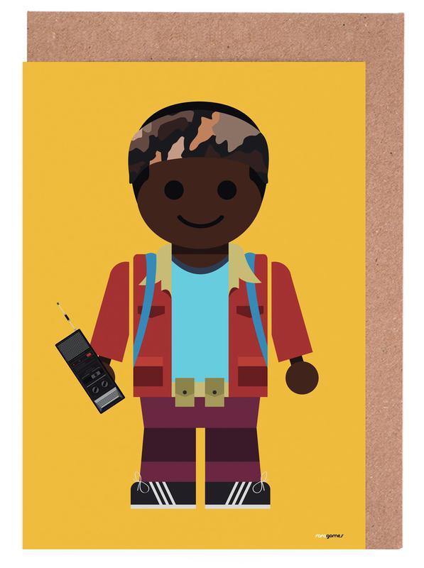 Lucas Toy Greeting Card Set