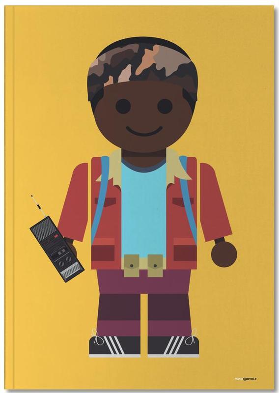 Art pour enfants, Séries TV, Lucas Toy Notebook