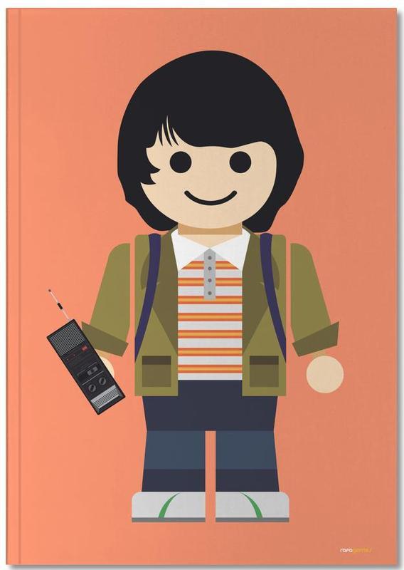 Kinderzimmer & Kunst für Kinder, Serien, Mike Toy Notebook