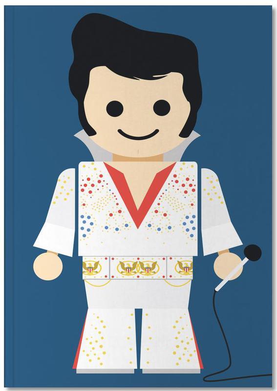 , Elvis Toy Notebook