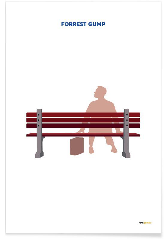 Filme, Serien, Forrest Gump -Poster