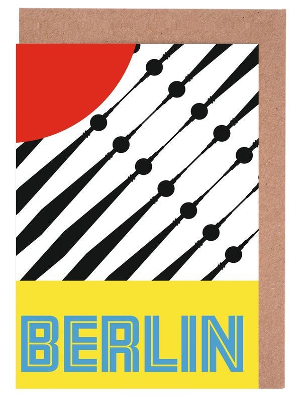 Berlin Love Part I -Grußkarten-Set