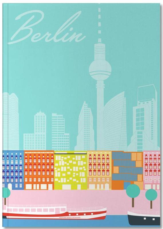 Berlin in Sicht Notebook