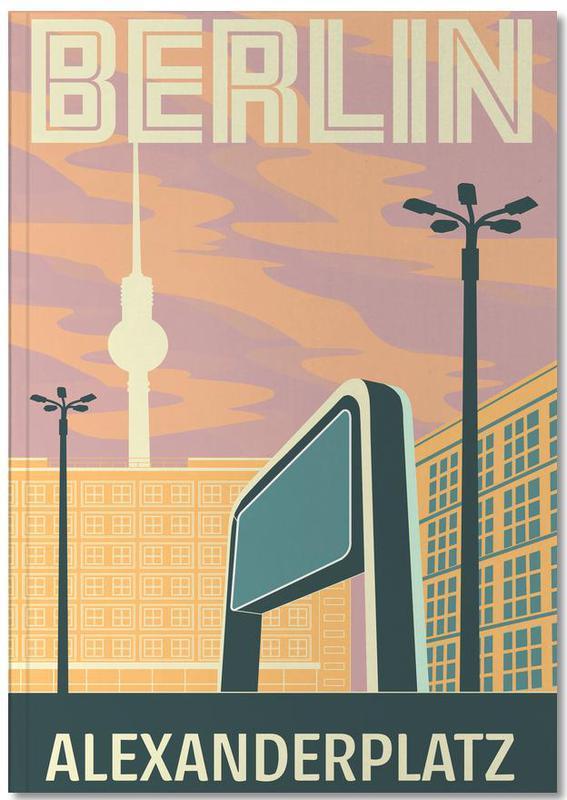 Berlin Alexanderplatz Notebook