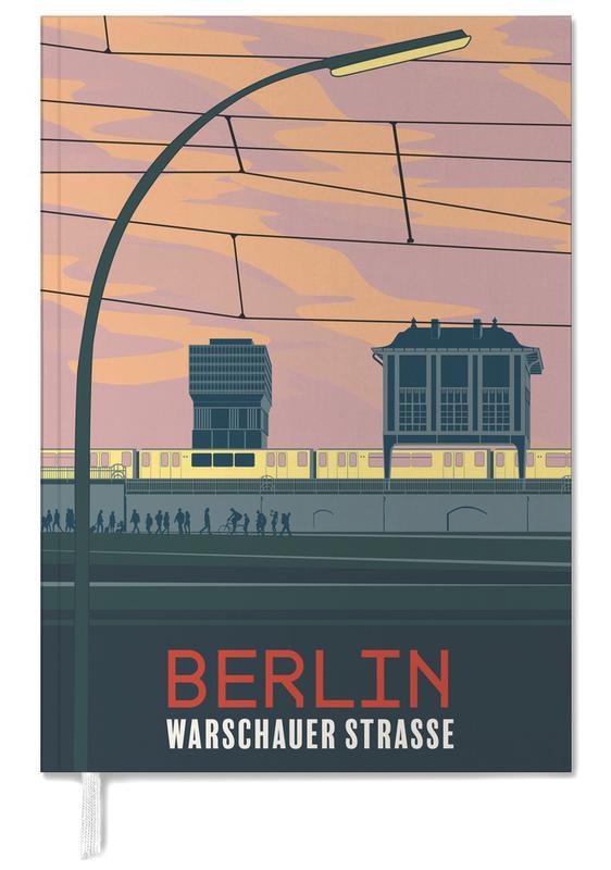 Berlin Warschauer Straße Personal Planner