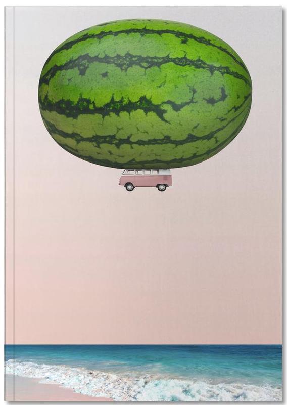 Pastèques, Melon Ship Notebook