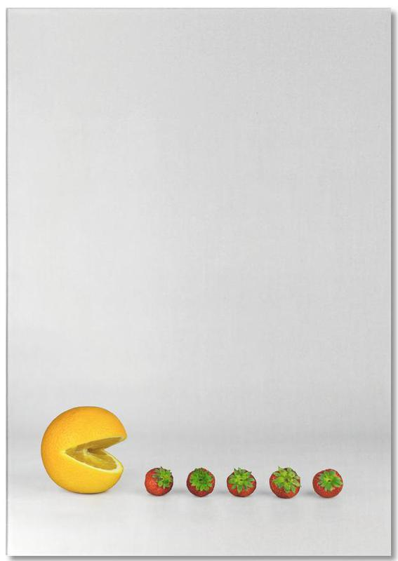 Pacman -Notizblock