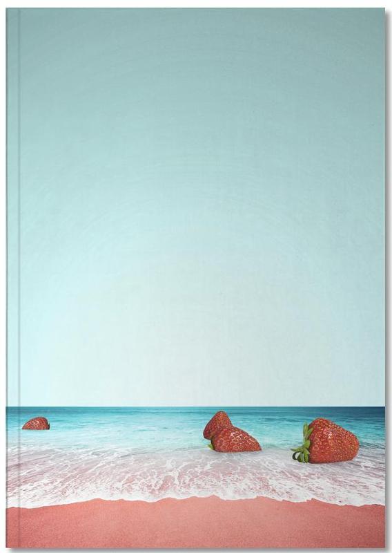 Fraises, Strawberry Shores Notebook