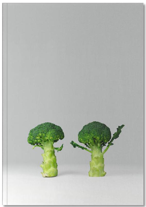 Humour, Arguing Broccolis Notebook
