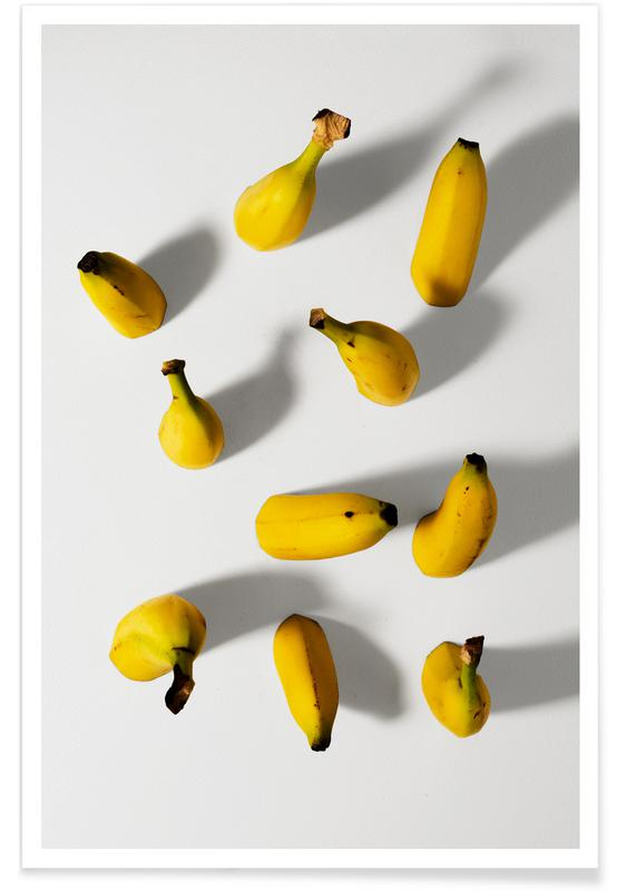 Bananes, Humour, Bananas affiche