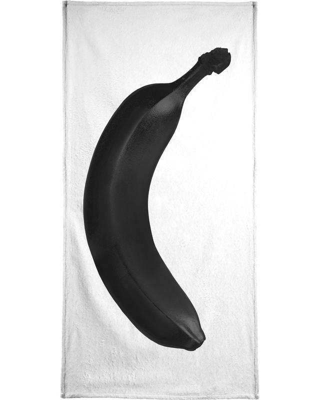 Big Banana Pop Bath Towel