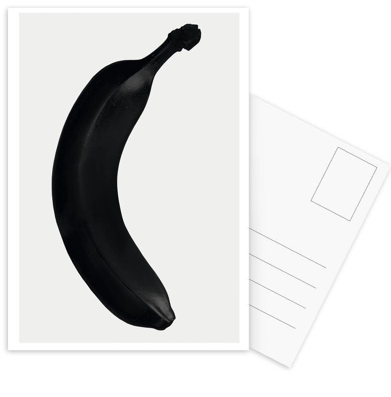 Big Banana Pop Postcard Set