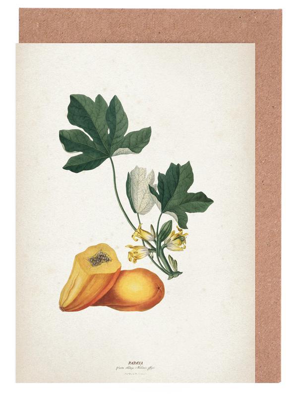Papaya - Ehret cartes de vœux