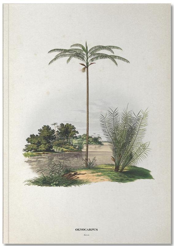 Oenocarpus Bataua - Martius Notebook