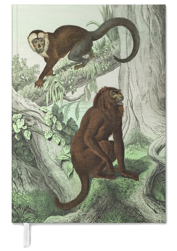 Affen 3 - Schubert -Terminplaner