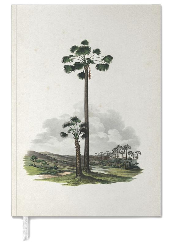 Palmiers, Vintage, Martius 1 Mauritia Vinifera agenda