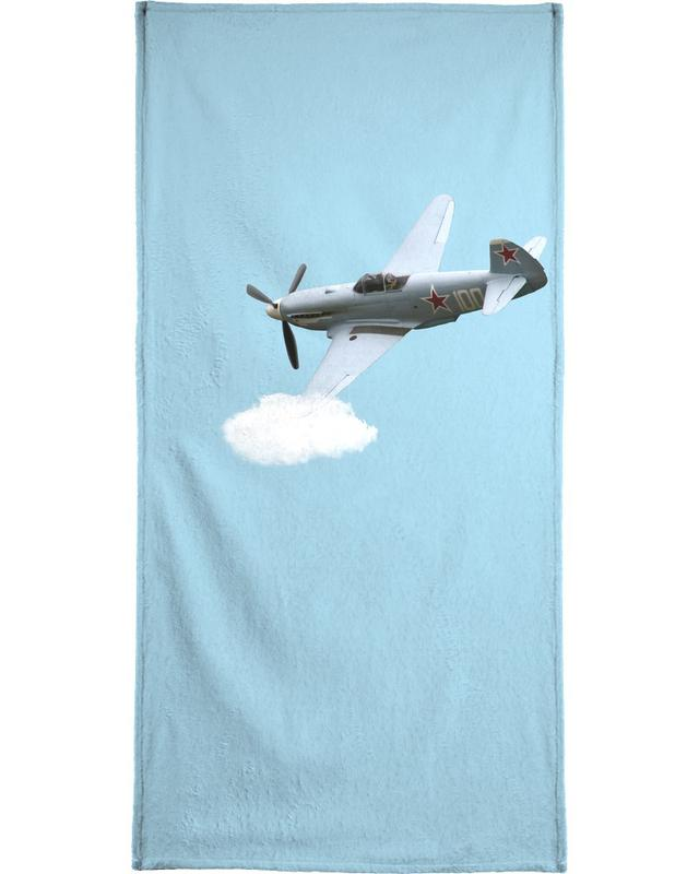 Flugzeuge, Fly -Handtuch