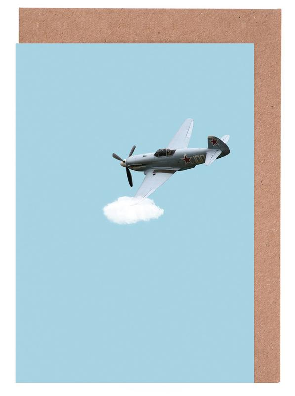 Fly Greeting Card Set