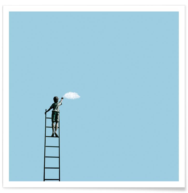 Dreamy, Reach Poster