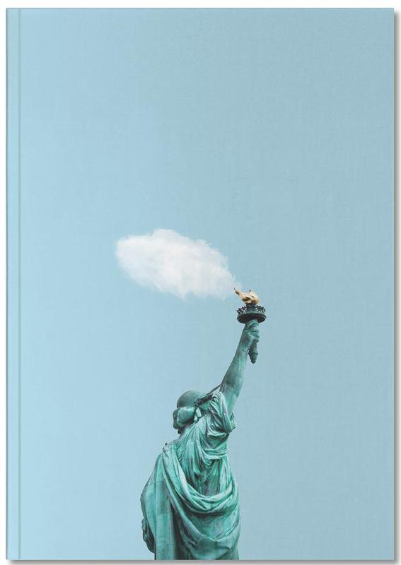 Cloud of Liberty Notebook