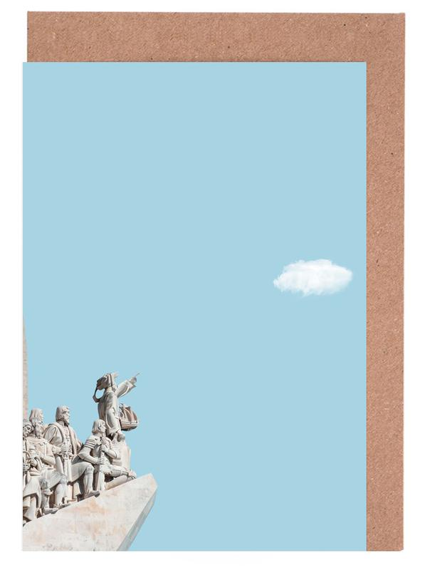 Architekturdetails, Manuel -Grußkarten-Set