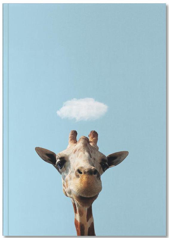 Humour, Girafes, Hello Notebook