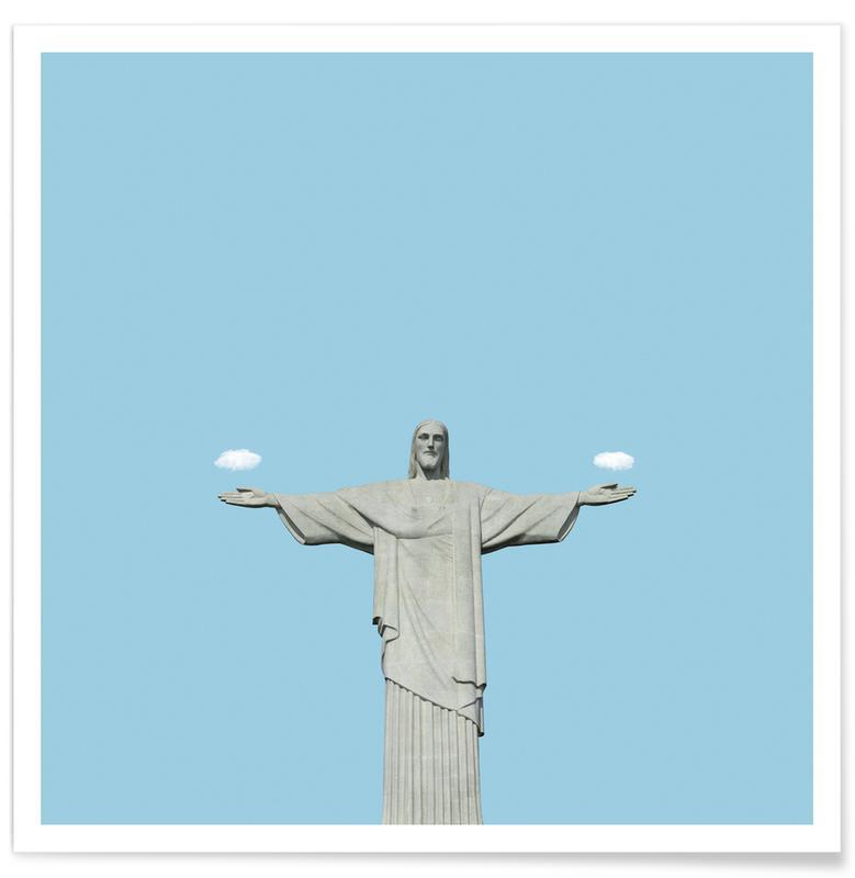 Rio de Janeiro, Zenquilibrium Poster