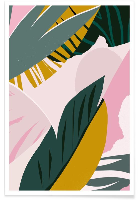Blade & planter, Shady Palms Plakat