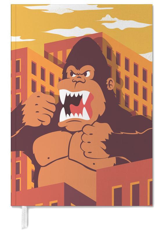 Monkeys, Nursery & Art for Kids, Ape Personal Planner