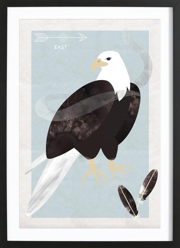 Spirit Animal - Eagle Framed Print